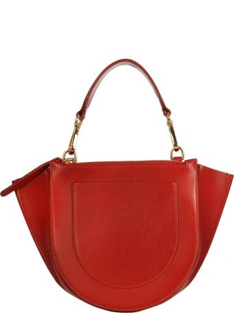 Wandler Mini Bag Hortensia Mini With Gold Insert