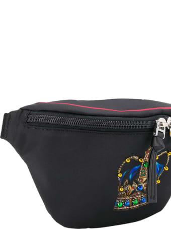Dolce & Gabbana Crown Print Pouch