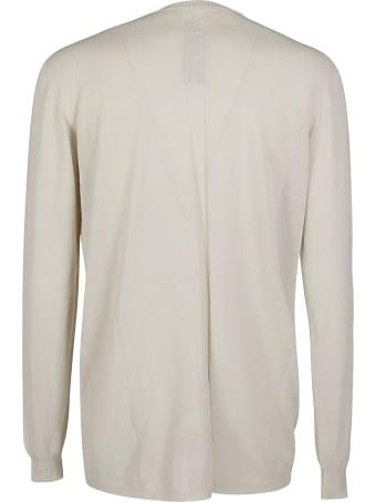 Rick Owens Grey Cotton Top