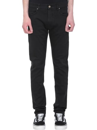 Danilo Paura Skinny Black Denim Jeans