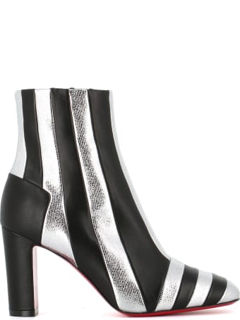 "Christian Louboutin Ankle Boot ""the Joker Donna 85"""