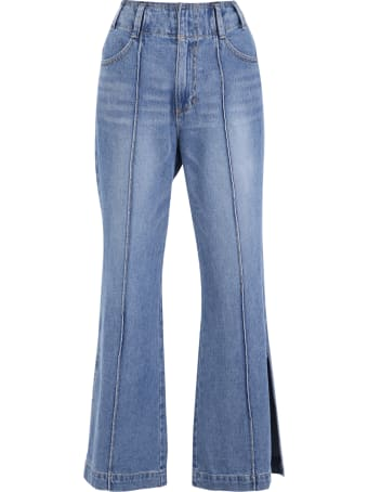 SJYP Flared Jeans