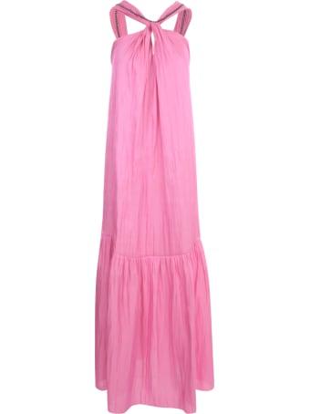 Erika Cavallini Linette Polyester Sleeveless Dress