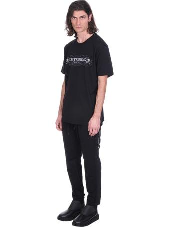 MASTERMIND WORLD T-shirt In Black Cotton