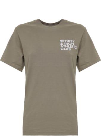 Sporty & Rich Exercize Often T-shirt
