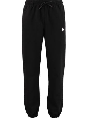 Marcelo Burlon Stretch Cotton Track-pants