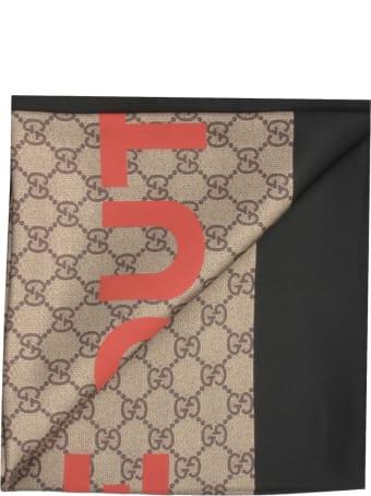 Gucci Gg Boutique Foulard