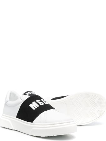 MSGM Sneakers With Print
