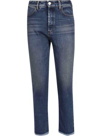 SportMax Frayed Jeans