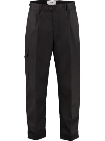 MSGM Cargo Trousers