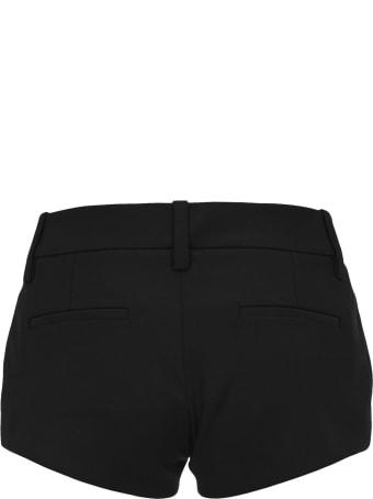 Saint Laurent Tailored Mini Shorts
