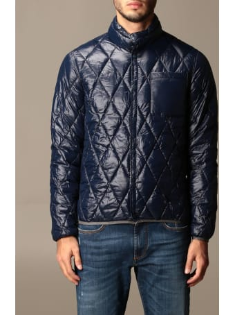 Bpd (Be Proud of this stress) Bpd Jacket Light Bpd Down Jacket In Quilted Nylon