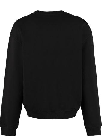 Givenchy Logo Detail Cotton Sweatshirt