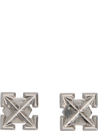 Off-White 'arrows' Mini Earrings