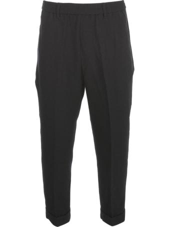 Emporio Armani Regular Pants