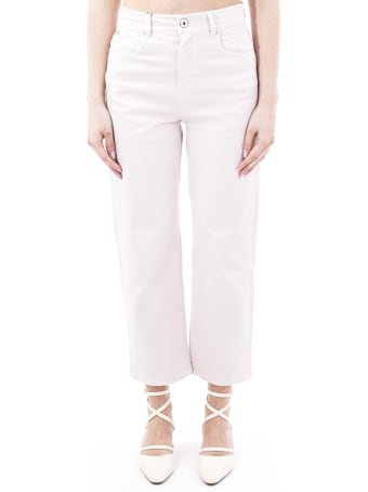Weekend Max Mara Max Mara Weekend Orbace Blend Cotton Trousers