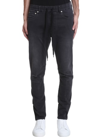 Attachment Jeans In Black Denim