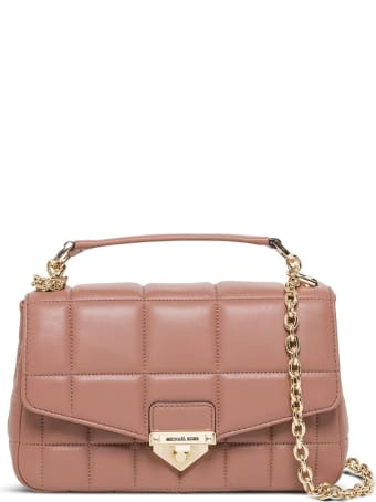 MICHAEL Michael Kors Soho Crossbody Bag In Quilted Leather