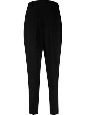 RED Valentino Classic High Waist Trousers