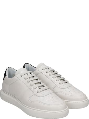 National Standard Edition 11 Sneakers In Beige Leather