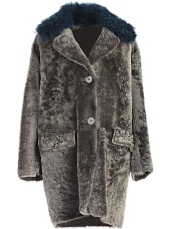 Sylvie Schimmel Fur Coat