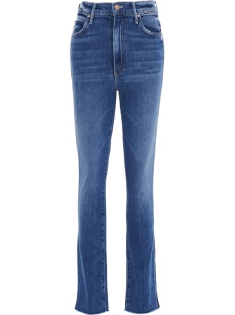 Mother 'hw Rascal Ankle Fray' Jeans