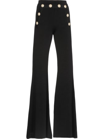 Balmain Plain Color Trousers