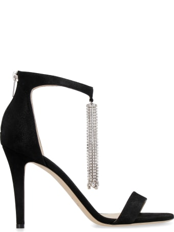 Jimmy Choo Viola Suede Sandals