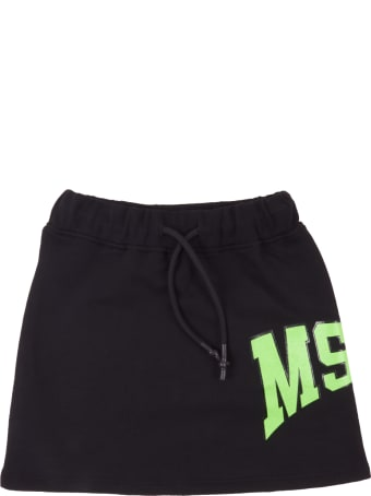 MSGM Fleece Skirt
