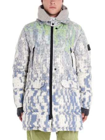 Stone Island Shadow Project 'dpm-chine' Parka