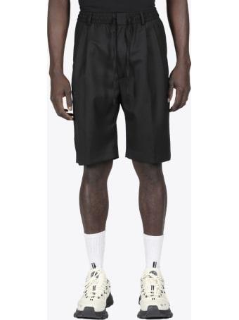 CMMN SWDN Double Pleat Shorts