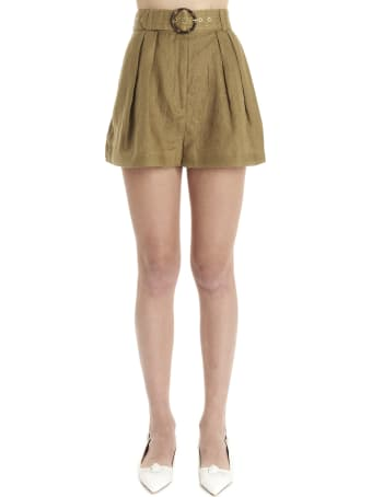 Zimmermann 'safari' Shorts