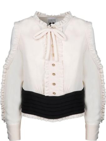 Edward Achour Paris Long Sleeve Top
