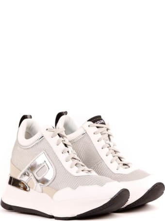 Ruco Line R-evolve 4133 Magda Sneakers In Glitter Fabric