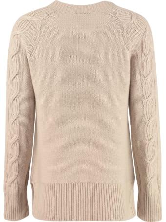 'S Max Mara Como Crew-neck Cashmere Sweater