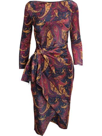 La Petit Robe Di Chiara Boni Le Petite Robe By Chiara Boni 'mimmaly' Polyesterdress