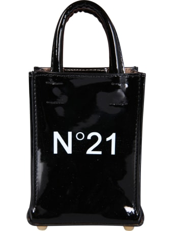 N.21 Mini Pouch With Logo