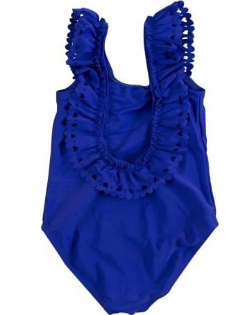 Lili Gaufrette Ruffled Swimsuit