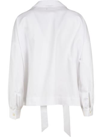 Jejia Scarf Detailed Shirt