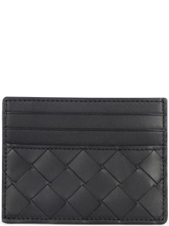 Bottega Veneta Braided 15 Cardholder