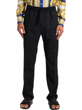 Versace Woolen Joggers