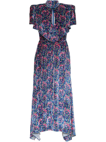 Philosophy di Lorenzo Serafini Long Floral Dress