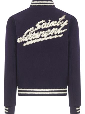 Saint Laurent Teddy Jacket
