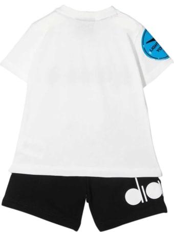 Diadora Print T-shirt Set