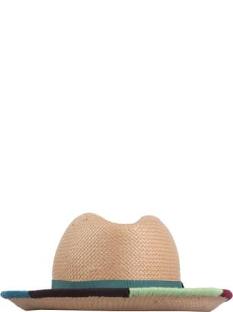 Paul Smith Fedora Straw Hat