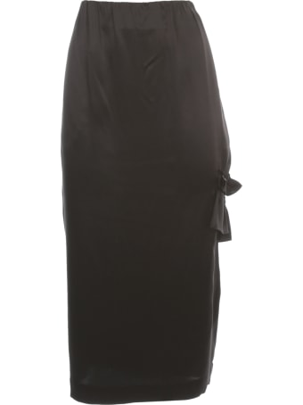 Simone Rocha Single Bite Pencil Skirt