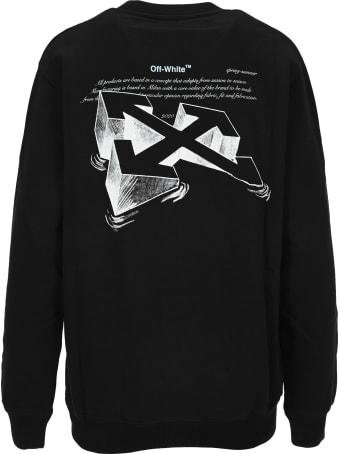 Off-White Off White Arrows Sketches Sweatshirt