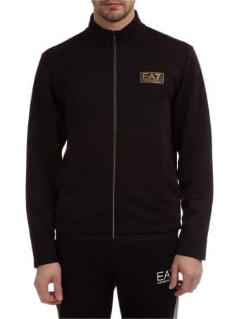 EA7 Emporio Armani Vigor 7 Zip-up Sweatshirt
