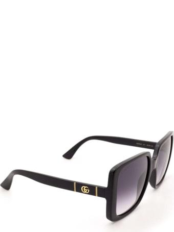 Gucci Gucci Gg0632s Black Sunglasses