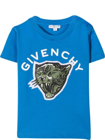 Givenchy Blue T-shirt